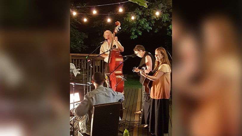 A previous edition of Concert by the Creek is seen. The thirteenth edition of the fundraiser concert organized by the Hampton-Piggs Peak Partnership is a go this Saturday, with doors opening at 5 p.m., and music running from 6 p.m. to 9 p.m.