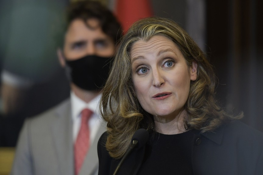 Finance Minister Chrystia Freeland is overseeing massive expenditures in response to COVID-19, which has been a significant topic of debate for several letter writers.
