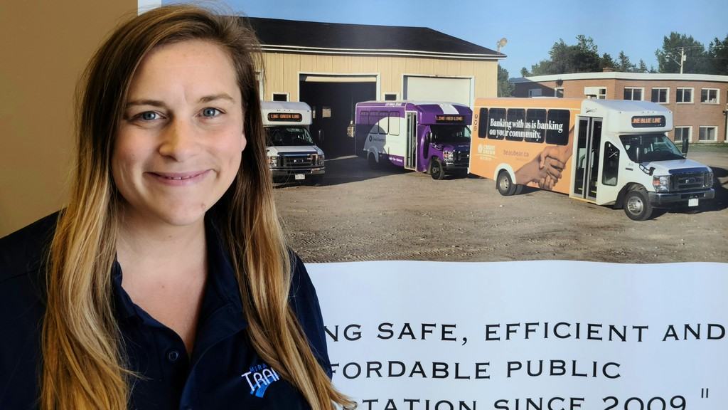 Miramichi Transit managerKateFlanagan said a new nightline service will be offered on Saturdays throughout July and August.