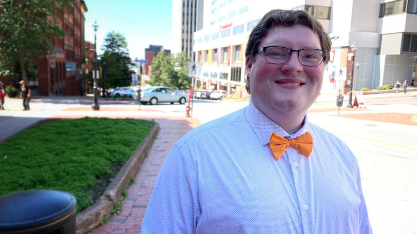 Mackenzie Thomason will assume leadership of New Brunswick NDP on Tuesday, after securing the leadership role following the party's 2021 leadership race.