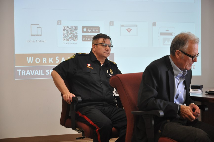 Saint John police Chief Stephan Drolet says he won't pin down a time for the release of the strategic plan in 2021 because he doesn't want to rush the process that determines the police force's path forward for the next three-to-five years.