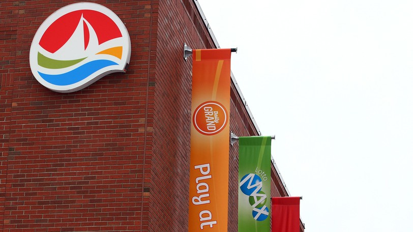 The Atlantic Lottery Corporation headquarters in Moncton.
