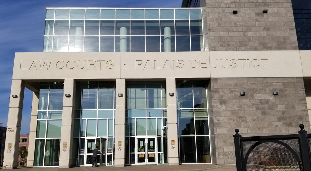 Saint John Law Courts