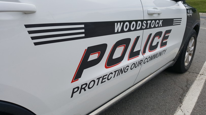The Woodstock Police Force will receive a replacement cruiser after one was damaged in a head-on collision in July.