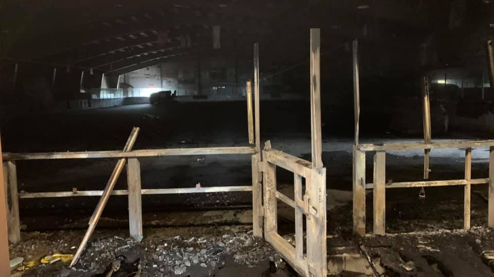RCMP have made an arrest in relation to a September fire at The Chief Young Eagle Recreation Centre in Elsipogtog First Nation.