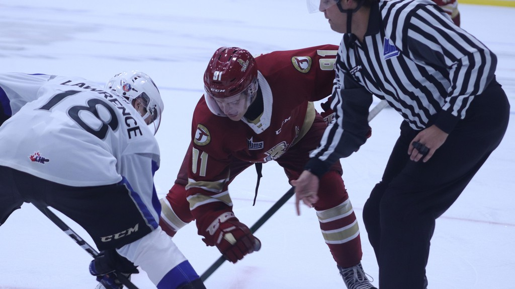 The Quebec Major Junior Hockey League has suspended games for its Quebec-based teams until later this month given the current climate in the province.
