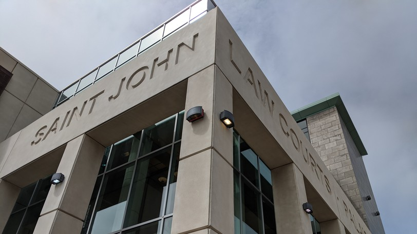 Saint John Law Courts