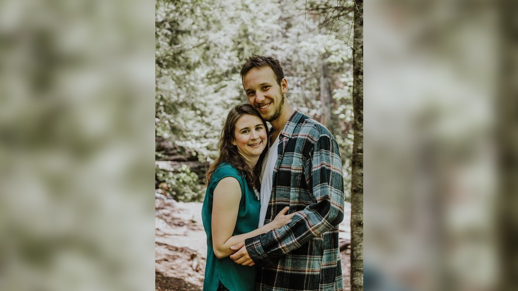 Times & Transcript reporter Sarah Seeley, left, and her fiancé Joshua Wieler were a week away from their wedding day when the province announced Zone 1 was moving into orange phase, which sent them scrambling to make alternative plans.