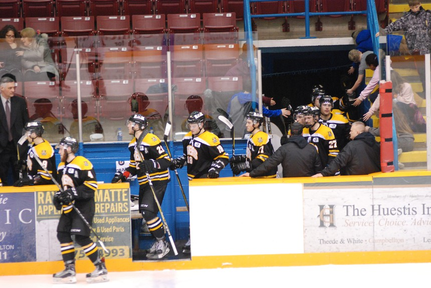 The Campbellton Junior A Tigers may end up having to postpone some regular season games if the Campbellton area stays in the orange phase of COVID-19 restrictions.