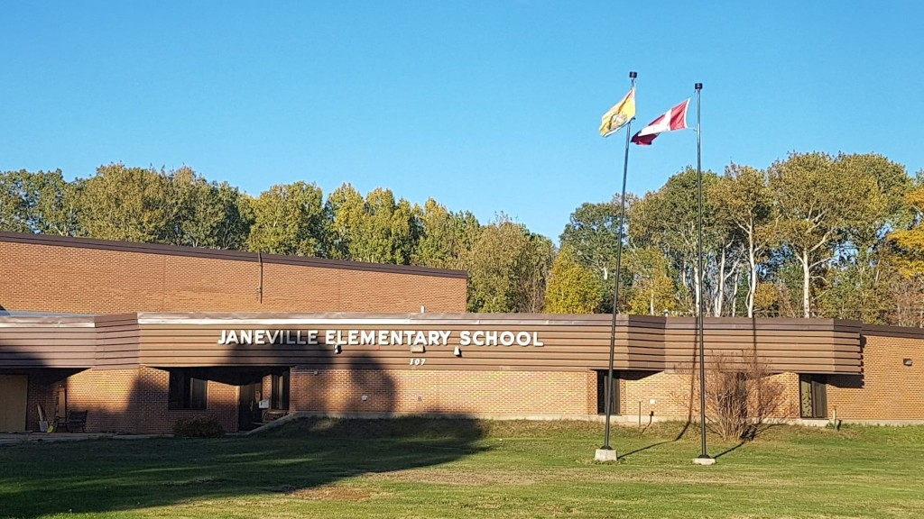 Part of a news release by the province Monday had said, 'a small number of individuals' at Janeville Elementary School 'were advised by Public Health of a possible exposure' to the virus.