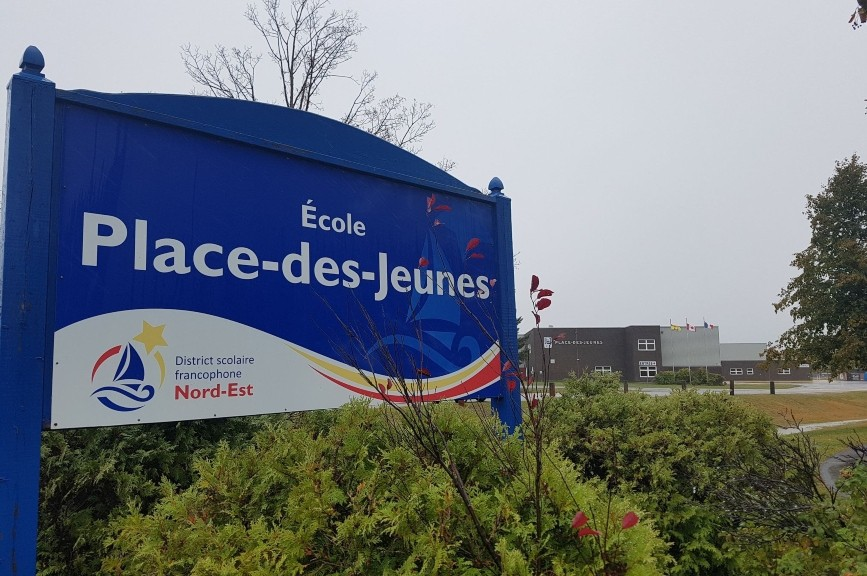 "Ghislain Guignard, principal of École Place-Des-Jeunes, said ""a few staff members will be placed in isolation after being exposed to a positive case"" of the virus, in a statement posted in French to the school's Facebook page early Wednesday morning."
