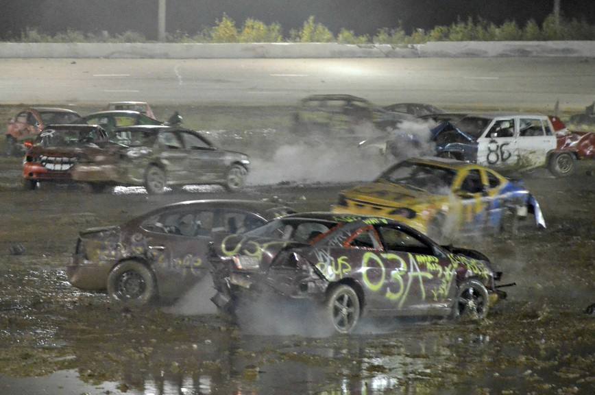 Speedway Miramichi is planning for a Halloween Spooktacular demolition derby and race day Oct. 24 at 1 p.m. at the McKinnon Road track, weather permitting and pending the COVID-19 situation in the province.