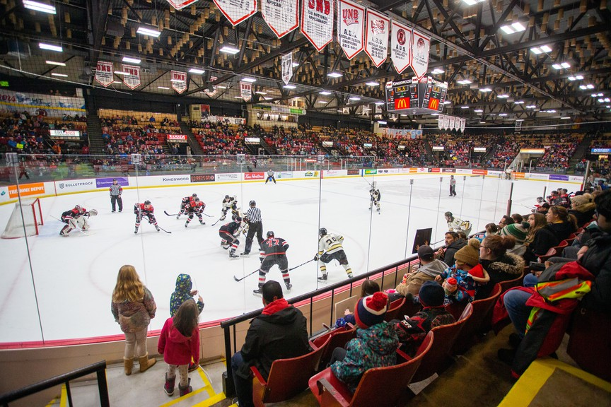 U Sports, the national governing body for university sports in Canada, said it will not hold national championships this season due to the COVID-19 pandemic. The Reds won the University Cup in 2018-19 and were defending it at the national championship tournament in Halifax last year when play was suspended before the tournament could be completed.