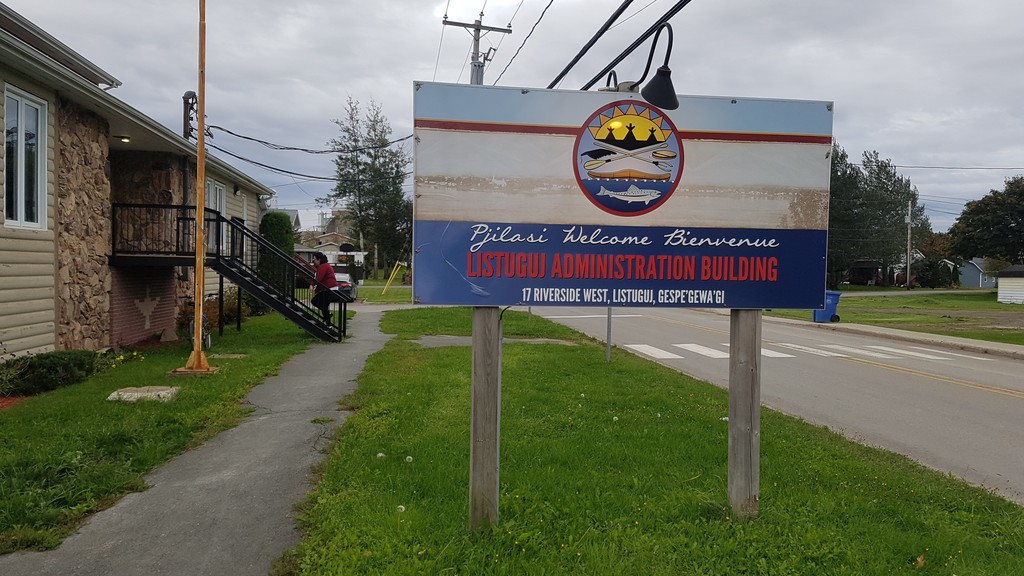 Listuguj First Nation has confirmed its first case of COVID-19 since the pandemic began in March.