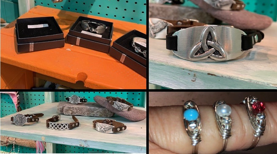 The Hampton RCMP are investigating the theftof jewelery from a business in St. Martins sometime between 7:30 p.m. on September 27 and 1 p.m. on September 29.