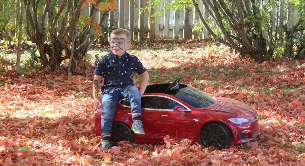 Bryannah James is a reporter at The Northern Light and she writes about her children Colton and Jackson Doucet, the latter pictured above, in her weekly Mom at Home column.