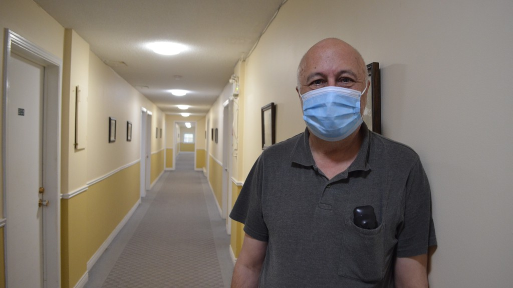 Norm Boudreau, manager at Prospect Inn, said his hotel has been able to stay afloat during the pandemic thanks to pivoting to offer almost entirely long-term accommodations.