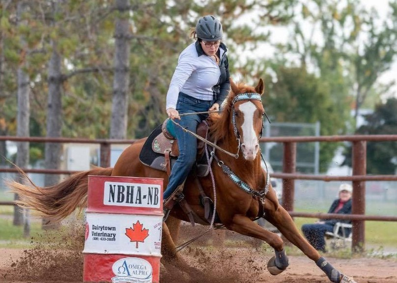 Blackville equestrian Kiersten Brennan and her horse, Hobo, have qualified for the 2021 National Barrel Horse Association World Championships, being hosted in Perry, Ga.