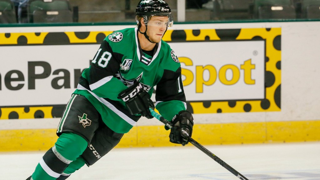 Forward James Phelan, who played 45 games for the Texas Stars in the 2018-19 American Hockey League season, will red-shirt with the UNB Reds this season.