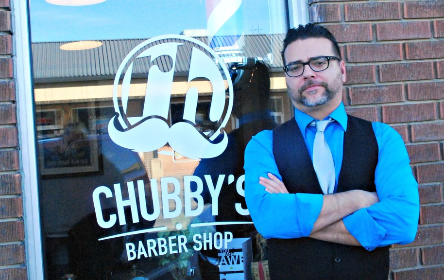Campbellton barber Rodney Harris says he is perplexed why hair salons and barbershops cannot remain open while other businesses can.