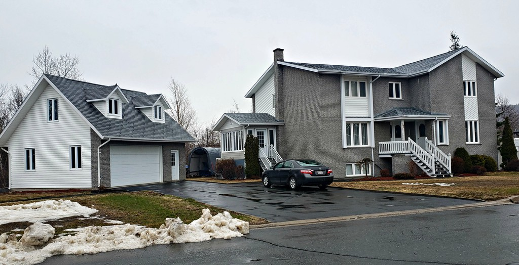 In May, the owner of this property in Campbellton asked council to consider an application to allow for an extension to the garage. On Monday, the issue was discussed again but not passed, meaning work, if approved, would likely not start this year.