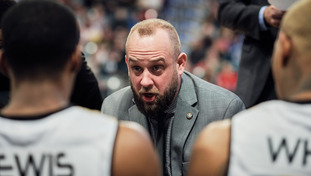 Former Moncton Magic bench boss Joe Salerno has been hired as head coach of the Syrian national men's basketball team.
