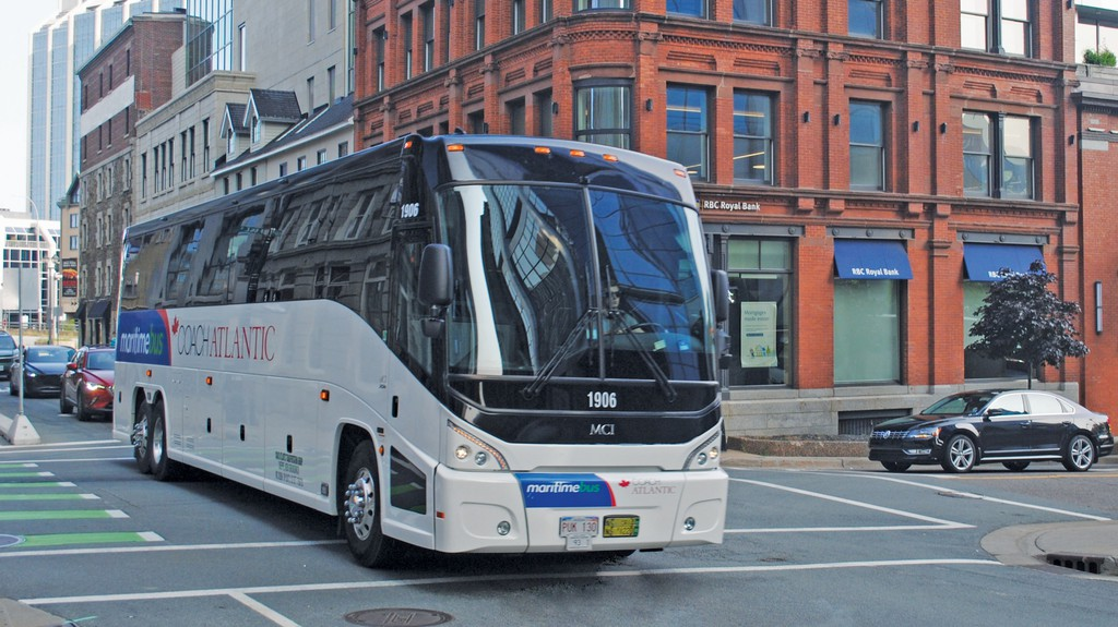 Maritime Bus has continued operating its service through the COVID-19 pandemic, but has decided to cut some routes in New Brunswick.
