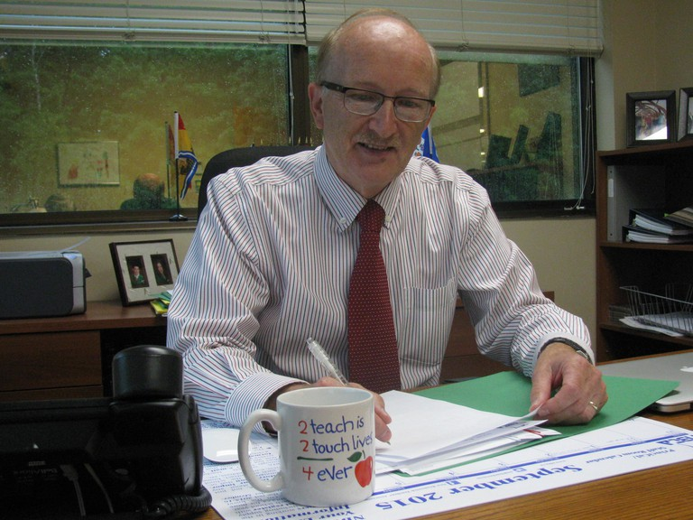Campbellton-Dalhousie MLA Guy Arseneault.