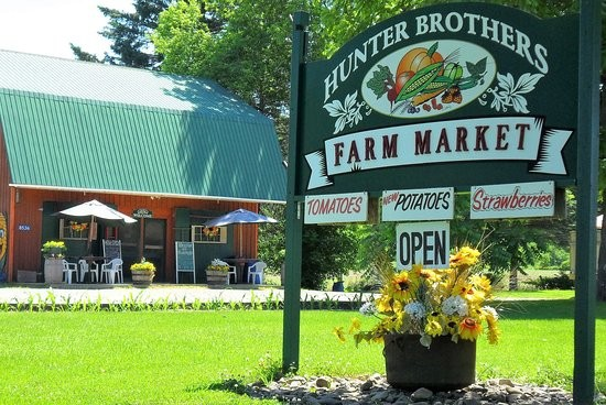 Hunter Brothers Farm in Florenceville-Bristol is an adventure farm that offers many family activities.