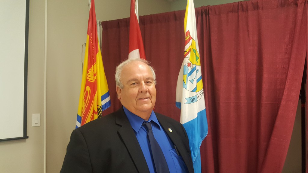Lee Stever, Bathurst's deputy mayor said he is ready to take over the position of interim mayor until the next municipal election.
