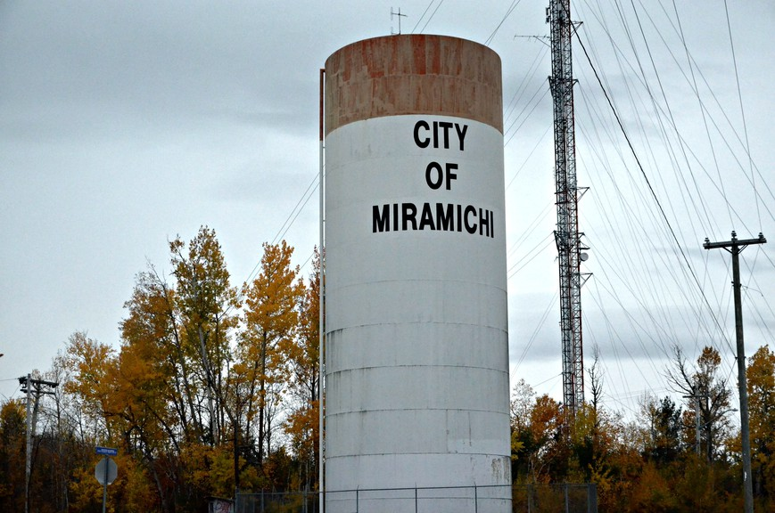Miramichi city council recommended Monday that $350,000 for design work on a Newcastle water system overhaul and $1 million to begin work on Phase 1 be included in the 2021 capital budget. The water tower behind Miramichi Valley High School serves a portion of the former town, while an aging reservoir on Newcastle Boulevard services the downtown core and other nearby users.