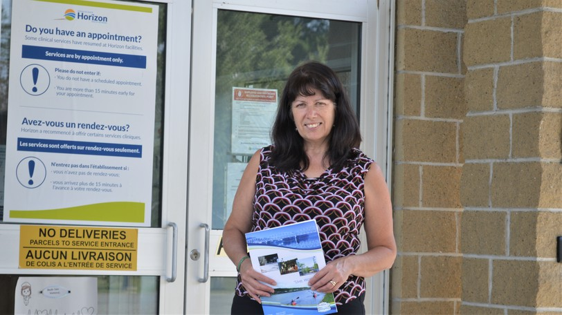 """Perth-Andover Mayor Marianne Bell hopes the provincial government's health-care plan due to be released in the next two months will be a """"thorough plan"""" that makes good long-term arrangements for appropriate health-care for everyone in the province."""