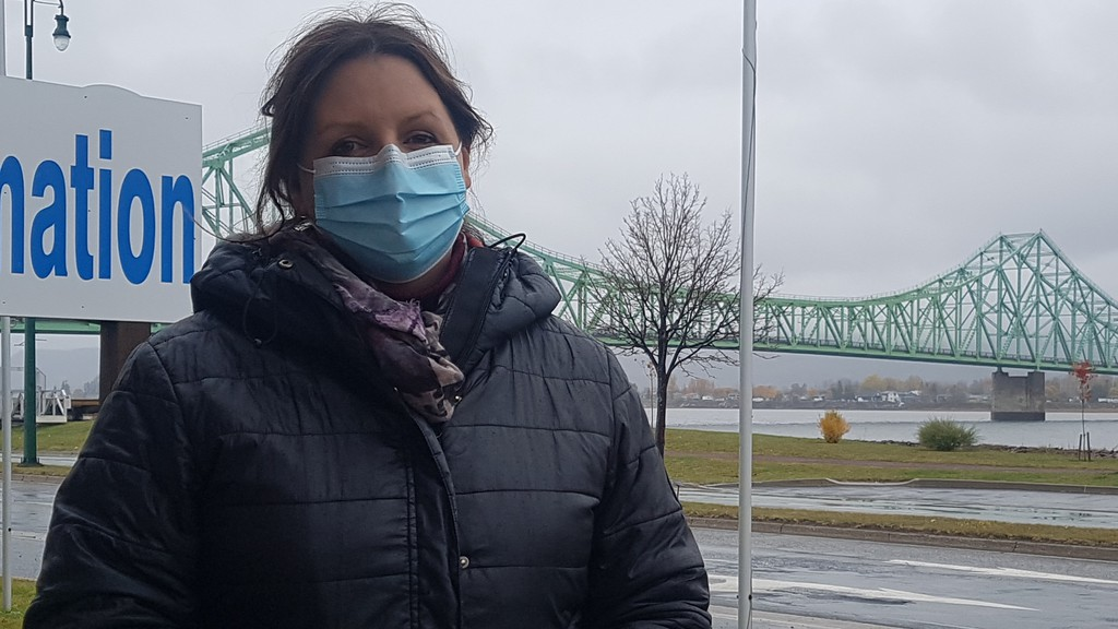 Chief Medical Officer of Health Dr. Jennifer Russell was in Campbellton on Friday. She met with local municipal leaders in Atholville, and officials are setting up a temporary office in the area. Russell said she came to answer questions from local leaders and convey that the COVID-19 outbreak in Zone 5, eastern Restigouche, is very serious.