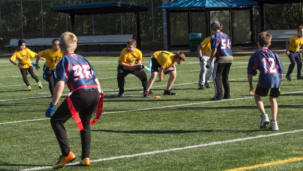With tackle football not permitted because of the COVID-19 pandemic this fall, the Greater Moncton Football Association shifted its focus to flag football.