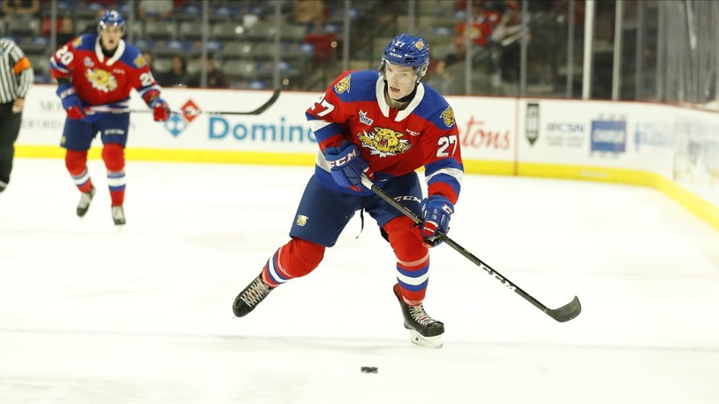 The Moncton Wildcats have finalized almost of all their roster for the upcoming QMJHL season, including defenceman Connor Olson.