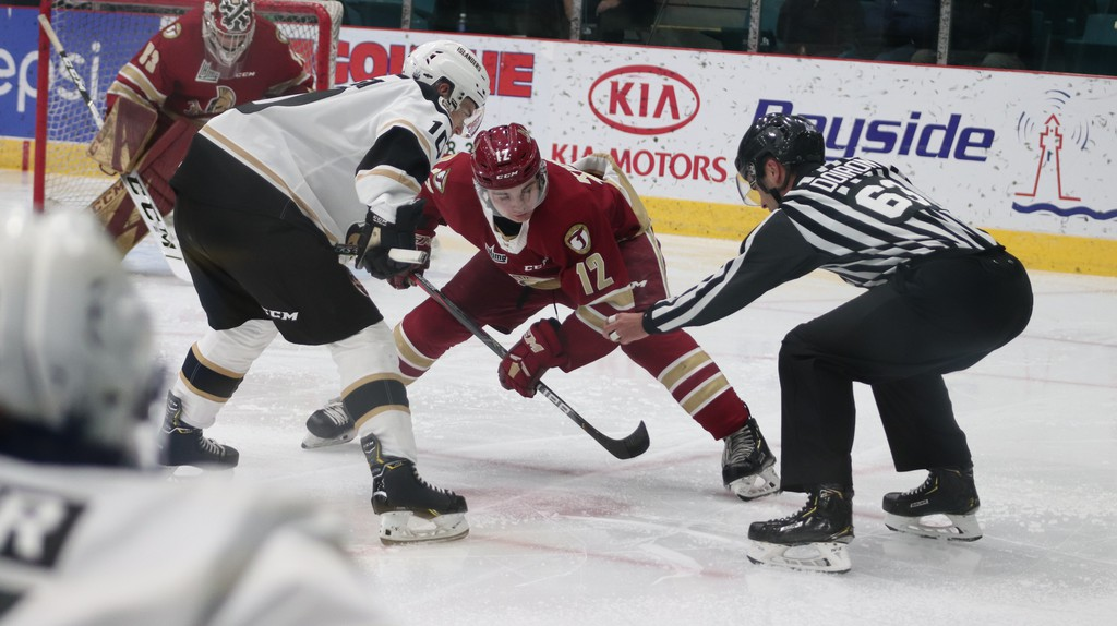 The Quebec Major Junior Hockey League announced in a press release Tuesday they were postponing seven games slated to take place in New Brunswick, Nova Scotia, and Prince Edward Island fromNov. 25 to Nov. 29.