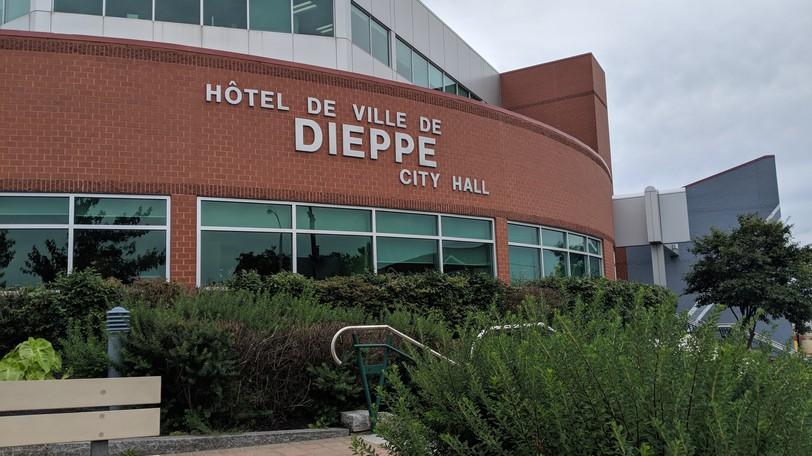 Dieppe City Hall.