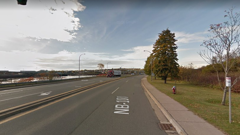 A section of Chesley Drive will be reduced to one lane in September.