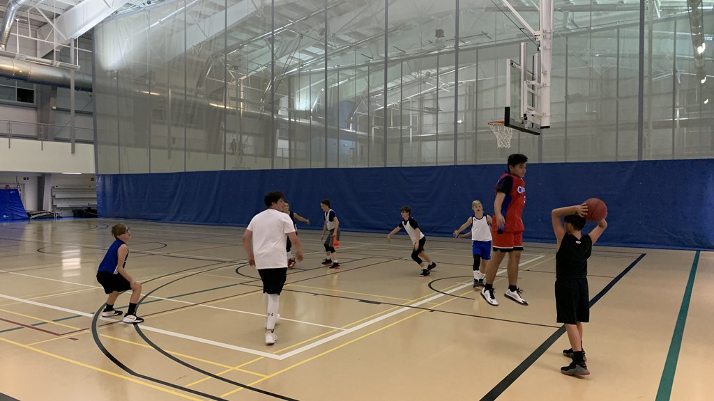 Players with the Western Valley Attack practice in the Ayr Motor Centre field house in this file photo. Woodstock's net debt has jumped to pay for the second wellfield and the Ayr Motor Centre energy efficiency retrofit, the town's auditor reported at a recent council meeting.