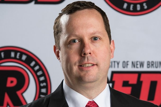 UNB athletic director John Richard is hopeful there might be some window to play a competitive hockey game between the women's hockey teams at UNB and St. Thomas, subject to COVID restrictions.