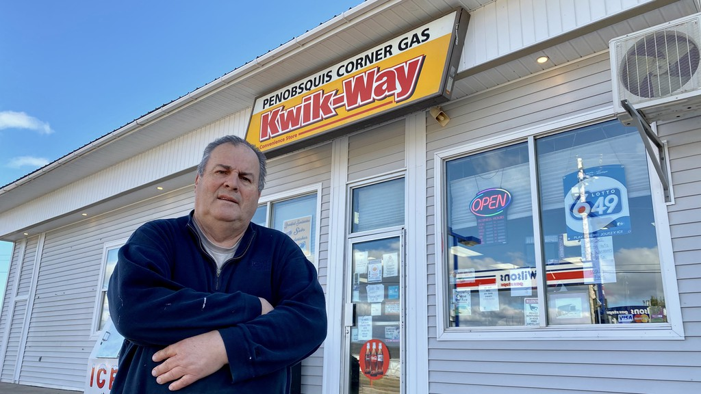 Penobsquis Corner Gas owner Denis Poirier said it is unfortunate he had to stop offering mechanic services at the business due to poor revenues, but he is excited about 'something new' he has planned to replace it.