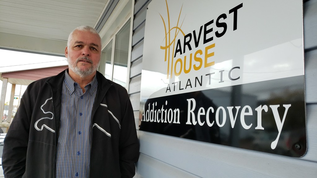 Cal Maskery, founder and executive director of Harvest House Atlantic, asks Miramihciers to welcome help for rising drug issues.