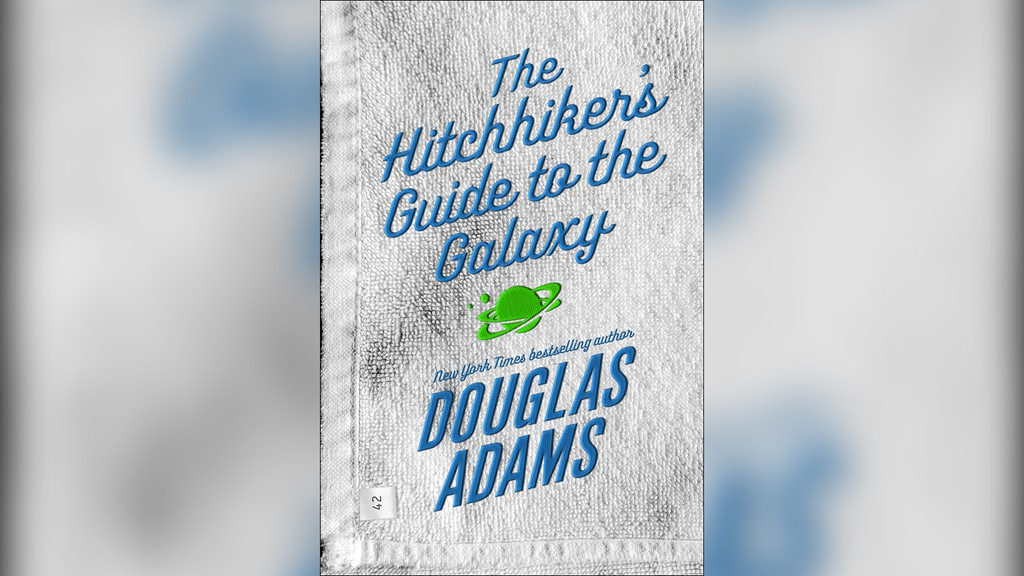 The Hitchhiker's Guide to the Galaxy gets an 8/10 from Izabella Brown, who says readers will either love it or hate it almost immediately, but those who like it will read it over and over again.