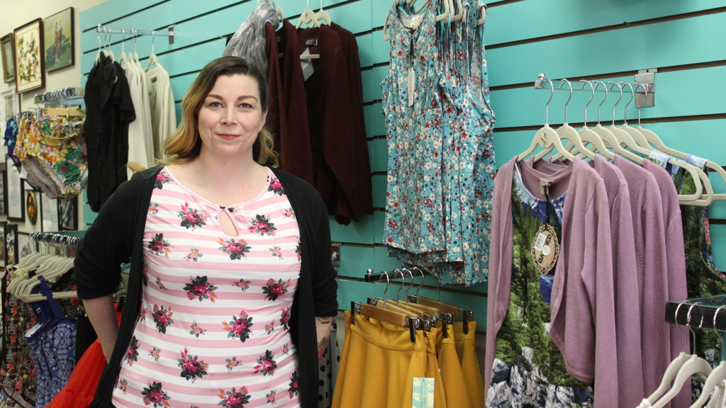 Pam Wheaton, owner of Heartbreak Boutique and Obscurity, says she's pleased with a new online delivery service launched by Uptown Saint John. The service is helping local businesses cope with the new orange phase restrictions in place.