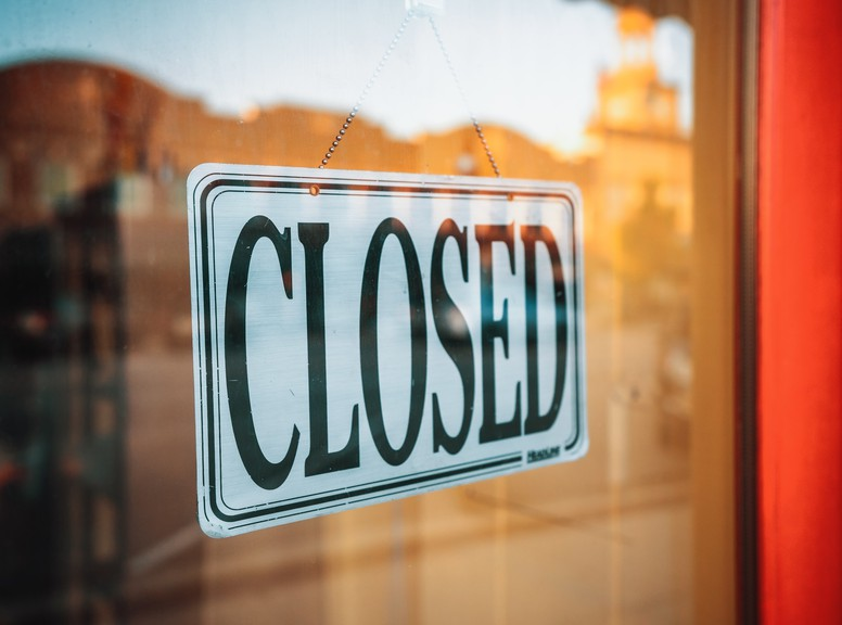 The Town of Hampton, the Village of Sussex and Regional Service Commission 8 have all closed their offices to the public while the region is under the orange phase of recovery.