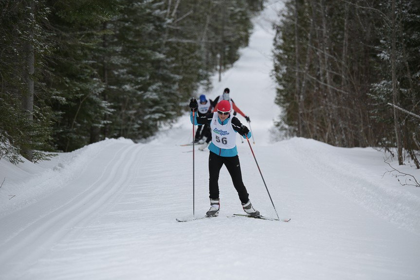 Julie Daigle, president of the Snow Bears Cross Country Ski Club in Bathurst, said the club expect to have more members this year as people look for local outdoor activities.