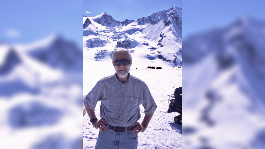 Saint John native William Harrison was a pioneering glaciologist in Alaska. He died at the age of 84 on Oct. 30, leaving behind a legacy in his field.