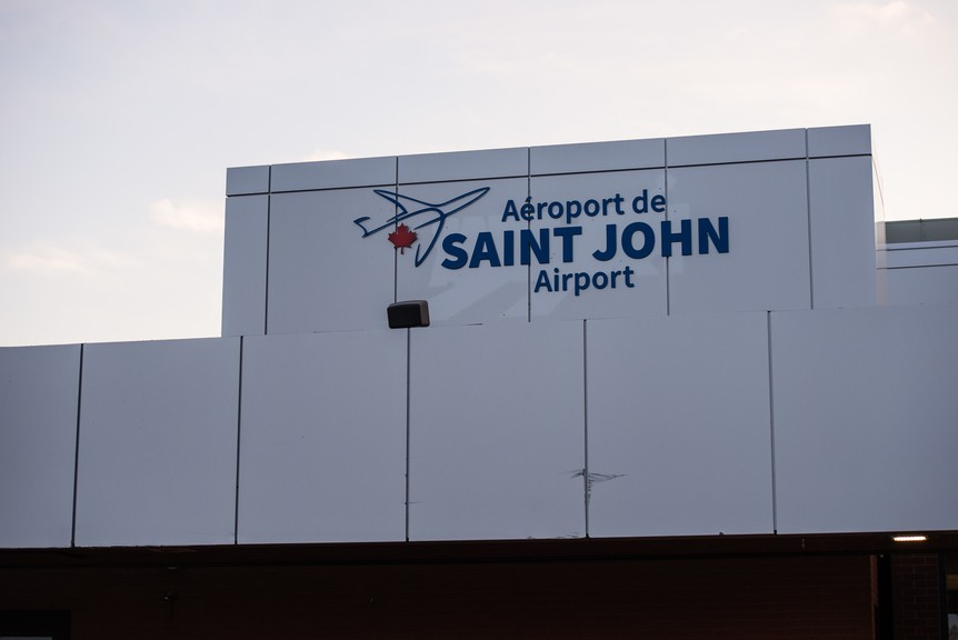 Saint John Airport CEO Derrick Stanford said the airport will pay a key role in Saint John's post-COVID recovery.
