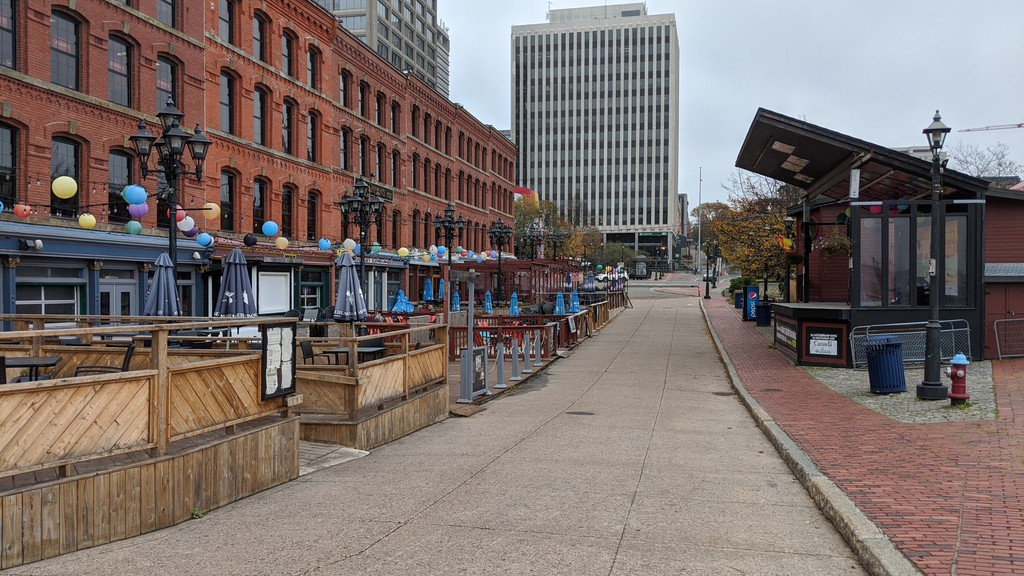 Declines in Saint John's service sector, including restaurants and accommodations, helped lead to a 9.4 per cent drop in average monthly employment in the first 10 months of 2020 compared to 2019, according to new APEC data.