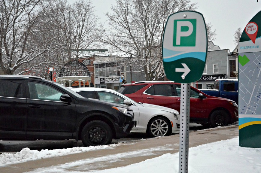 The City of Miramichi's winter parking bylaw banning parking on all municipal streets between midnight and 7 a.m. is in effect until April 15.